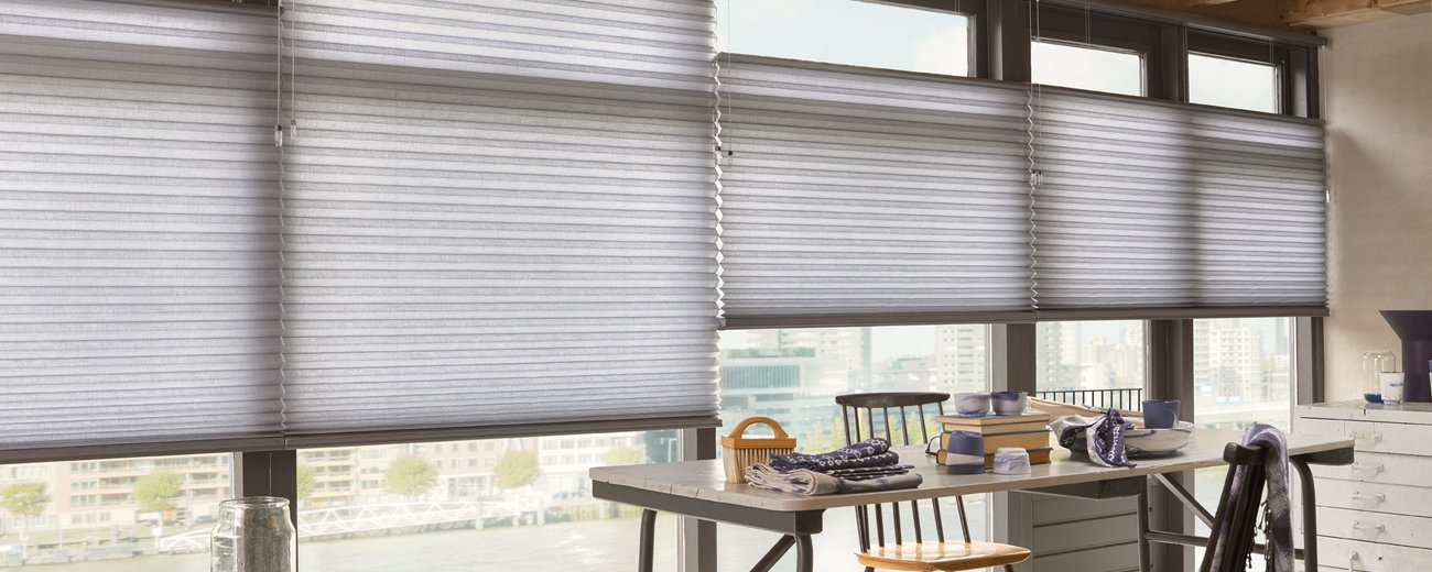 Luxaflex Duette Shades Installation Osbourne Blinds Lincoln